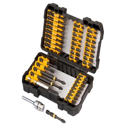 Dewalt 40pc Impact Torsion Set + Sleeve