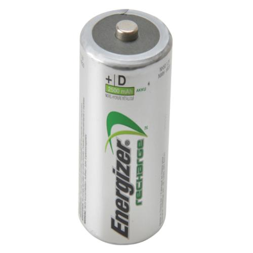 Energizer D Cell Rechargeable Power+ Battery