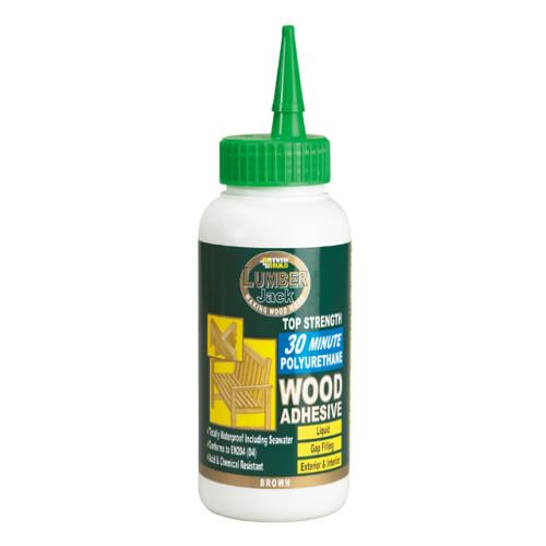 Everbuild 30min Polyure Wood Adhesive Liquid
