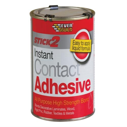 Everbuild All Purpose Contact Adhesive 750ml