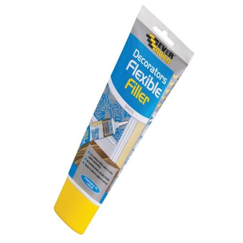 Everbuild Flexible Filler Squeezy Tube