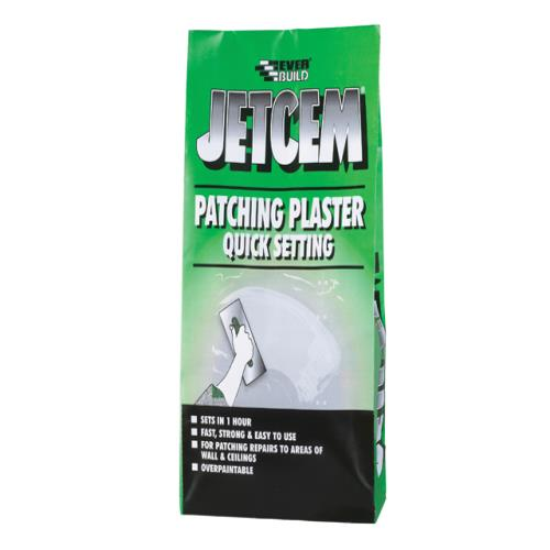 Everbuild Jetcem Quick Set Patching Plaster