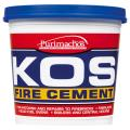 Everbuild Kos Fire Cement Buff 500gm
