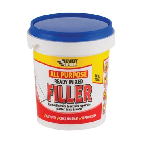 Everbuild All Purpose Ready Mixed Filler 600g