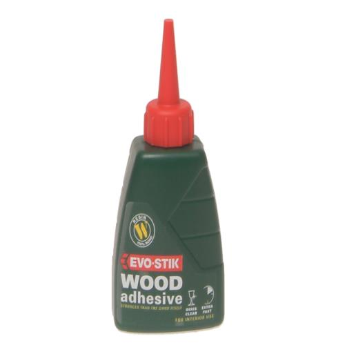 Evo-stik 715011 Resin W Wood Adhesive 50ml