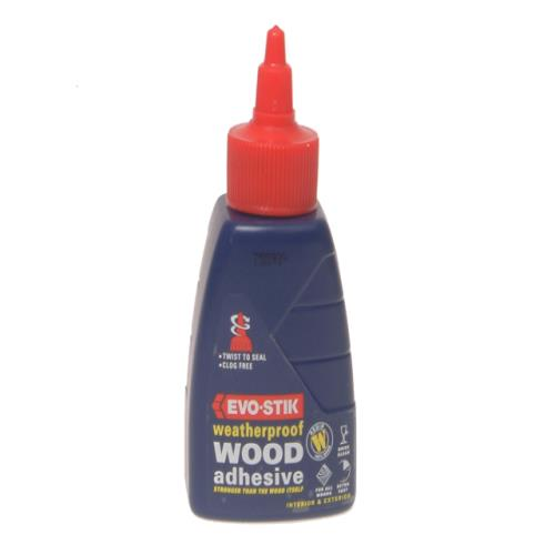 Evo-stik Wood Adhesive Weatherproof 125ml