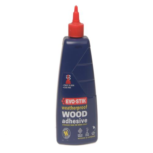 Evo-stik Wood Adhesive Weatherproof 500ml
