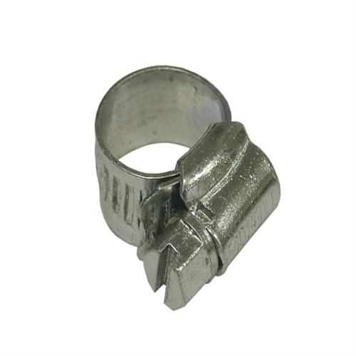Faithfull Stainless Steel Hose Clip 9.5-12mm