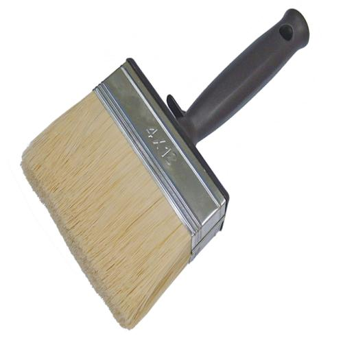 Faithfull Woodcare Shed&fence Brush 120x40mm