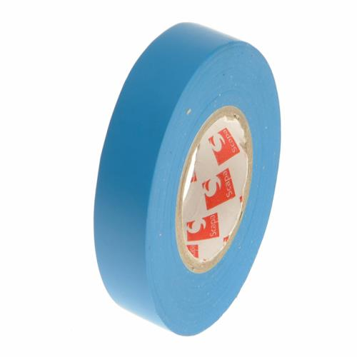Faithfull Pvc Electrical Tape 19mm 20m Blue