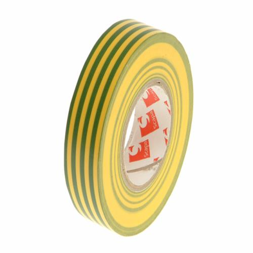Faithfull Pvc Electrical Tape 19mm 20m G/y