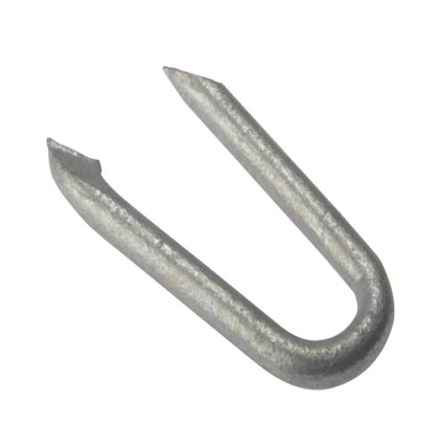Forgefix Netting Staple Galvanised 30mm