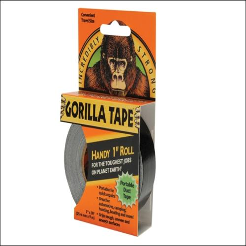 Gorilla Glue Gorilla Tape Handy Roll 25mmx9m