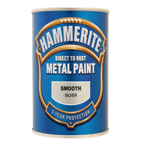 Hammerite Direct To Rust Smooth Finish 5l
