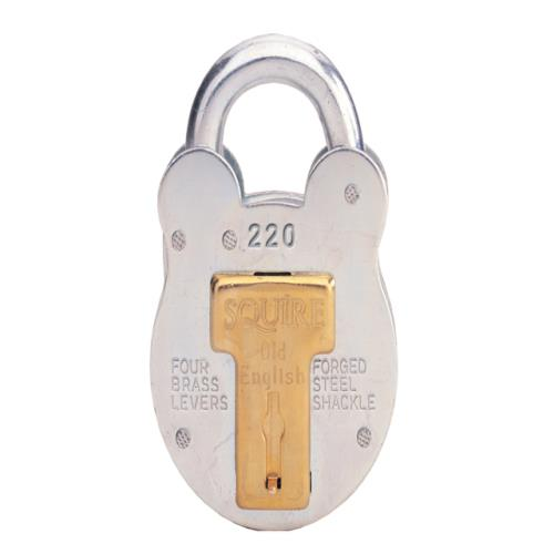 Henry Squire 220 Old English Padlock 38mm