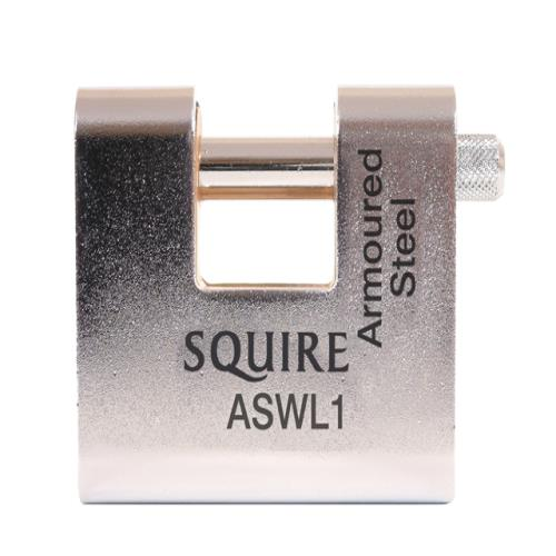 Henry Squire Aswl1 Steel Padlock 60mm