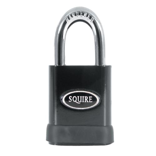 Henry Squire Ss50p5 Steel&brass Padlock 50mm