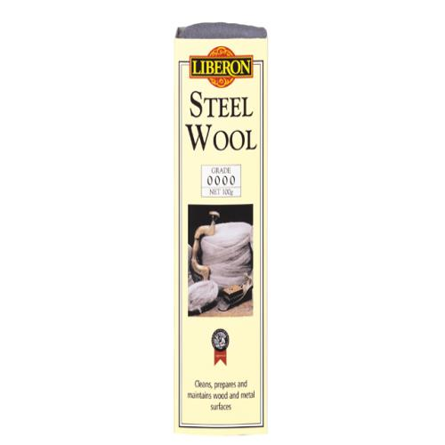 Liberon Steel Wool 2 100g