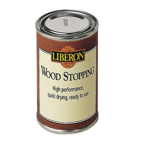 Liberon Wood Stop Golden Pine 125ml