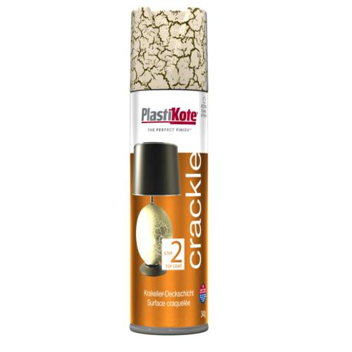 Plasti-kote Crackle Touch Heritage Gold400 Ml