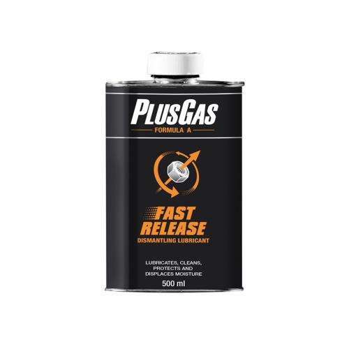 Plusgas 803-10 Plusgas Tin 500ml