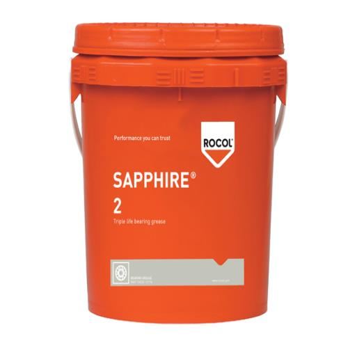 Rocol Sapphire 2 Bearing Grease 5 Kg
