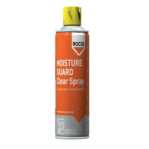 Rocol Moisture Guard Spray Clear 400ml