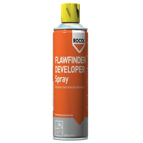 Rocol Flawfinder Developer Spray (no2)