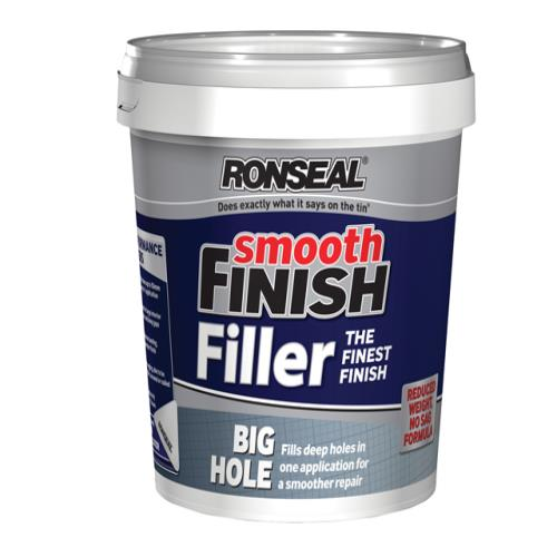 Ronseal Smooth Finish Big Hole Filler 1.2l