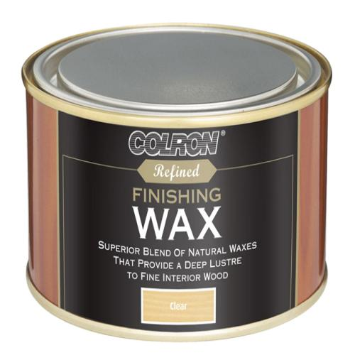 Ronseal Finishing Wax Clear 325g