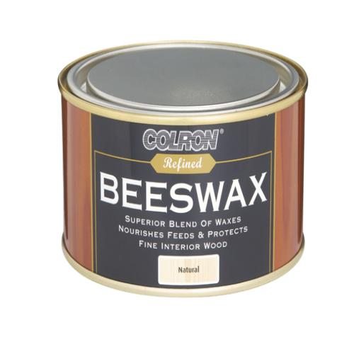 Ronseal Beeswax Paste Medium Oak 400g