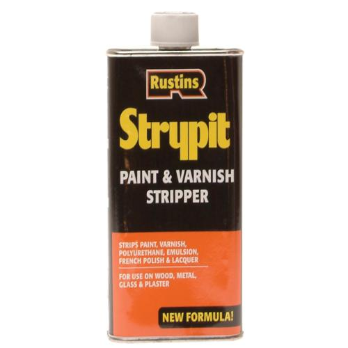 Rustins Strypit Paint&varnish Stripper 500ml