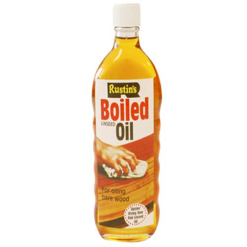 Rustins Linseed Oil Boiled 125ml
