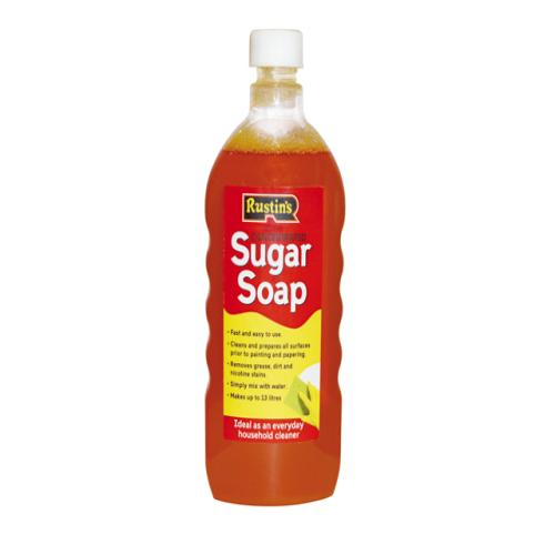 Rustins Sugar Soap 500ml