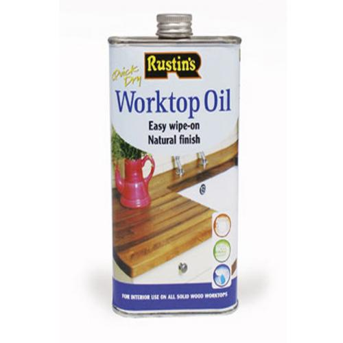 Rustins Worktop Oil 500ml