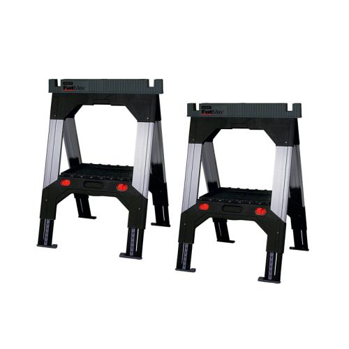 Stanley Fatmax Telescopic Saw Horse Twin Pack