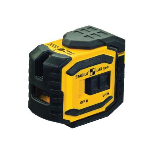 Stabila Lax300 Self-leveling Cross Line Laser