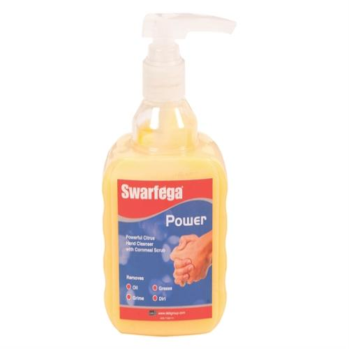 Swarfega Power Hand Cleaner Pump Pack 450ml