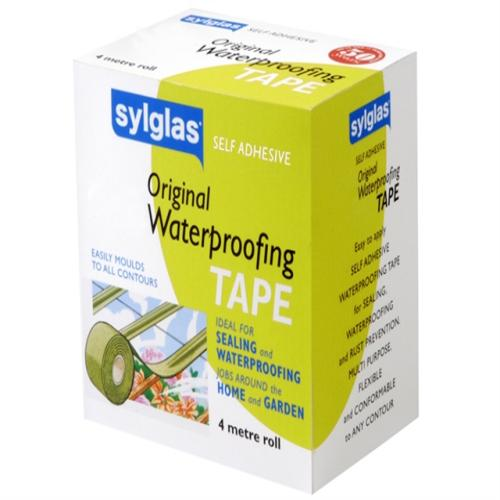 Sylglas Waterproofing Tape 50mm X 4m