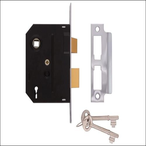 Union 2295 Sashlock Chrome Finish 3