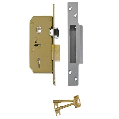 Union 3k75 C-series Sashlock Brass 80mm