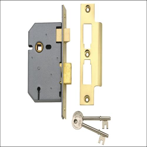 Union 2277 Sashlock Satin Chrome 3