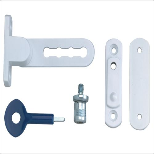 Yale P117 Ventilation Window Lock Finish Pk2