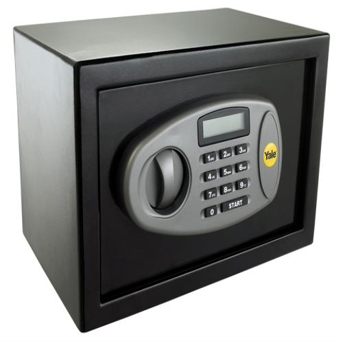 Yale Small Digital Safe - 20cm
